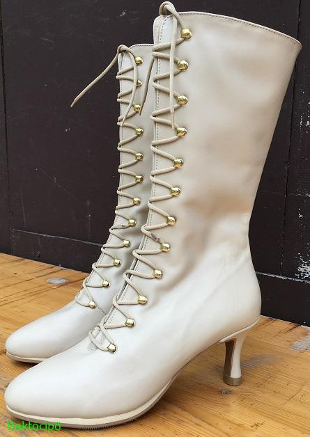 Női száras cipő