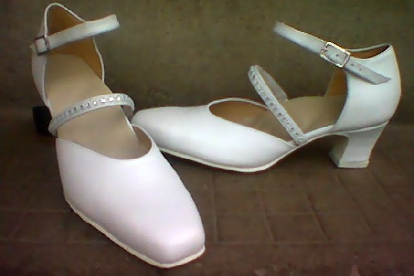 Női esküvői cipő 3. 37-41-es méretig