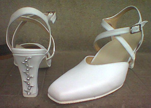 Női esküvői cipő 1. 37-41-es méretig