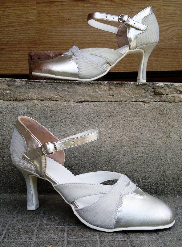 Női esküvői cipő