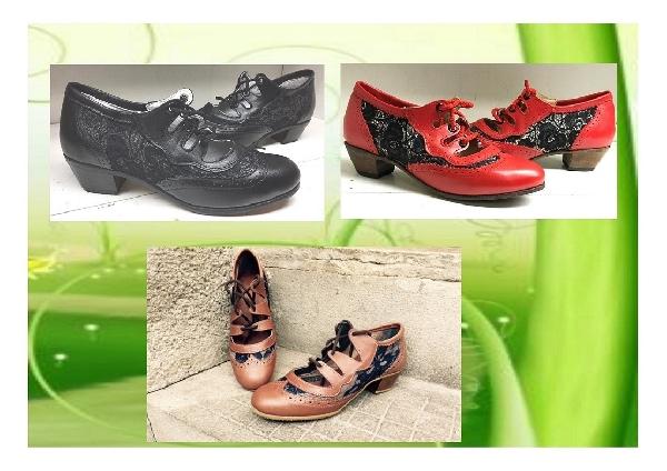 Női csipkés fűzős cipő