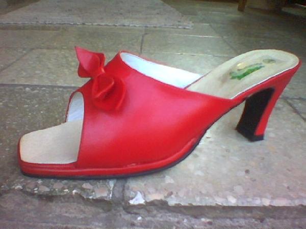 Női masnis papucs,42-45-ös méretig